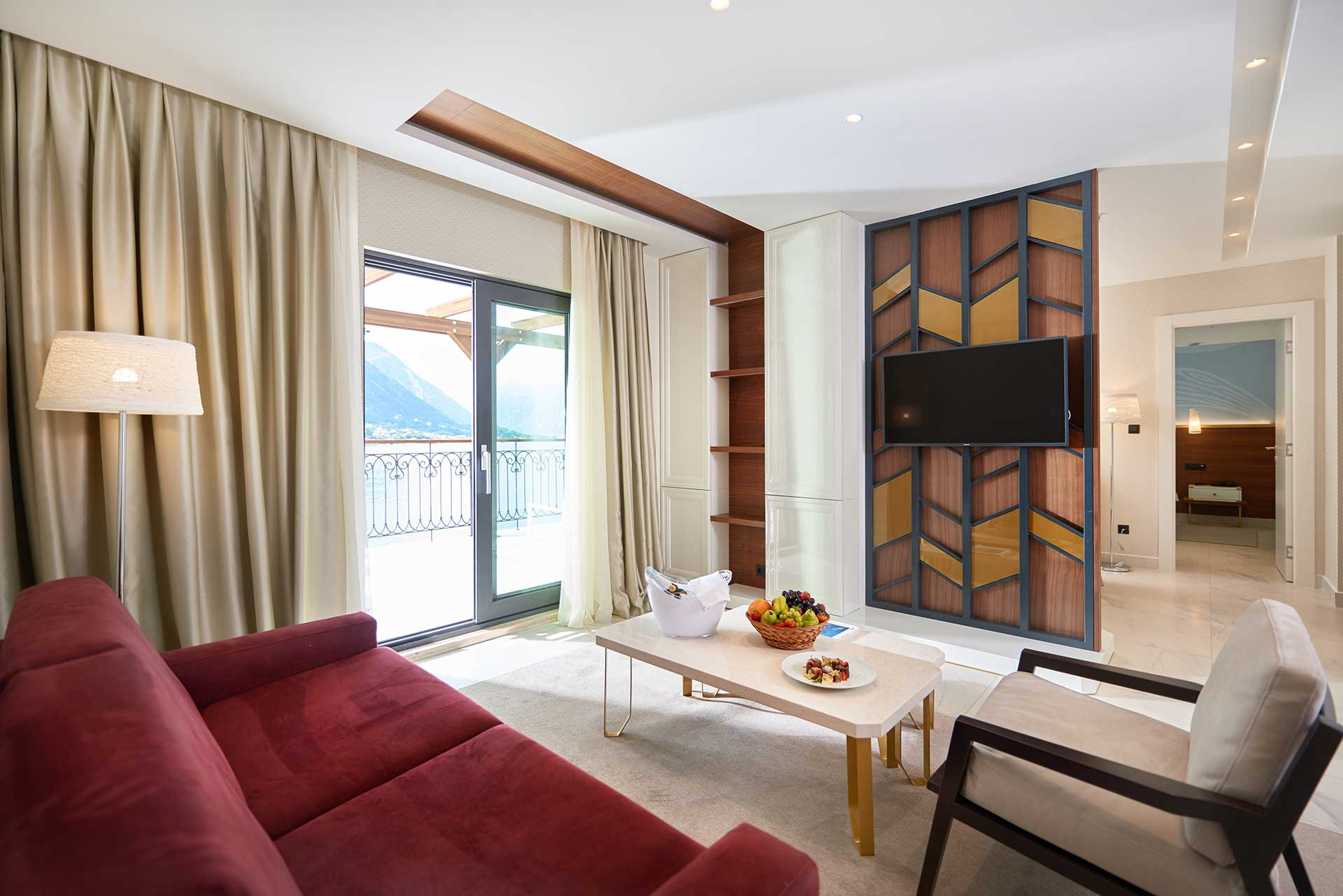 Huma Kotor Bay -Two Bedroom Apartment
