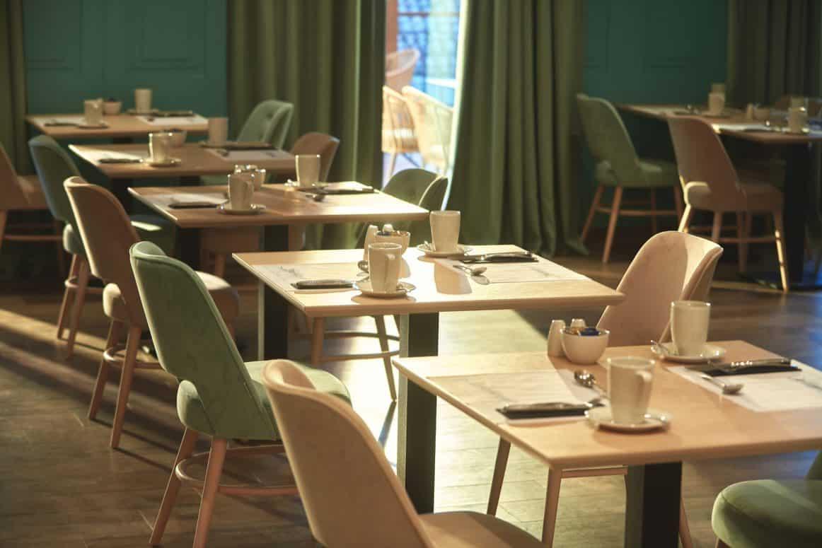 Huma Kotor Bay - breakfast room