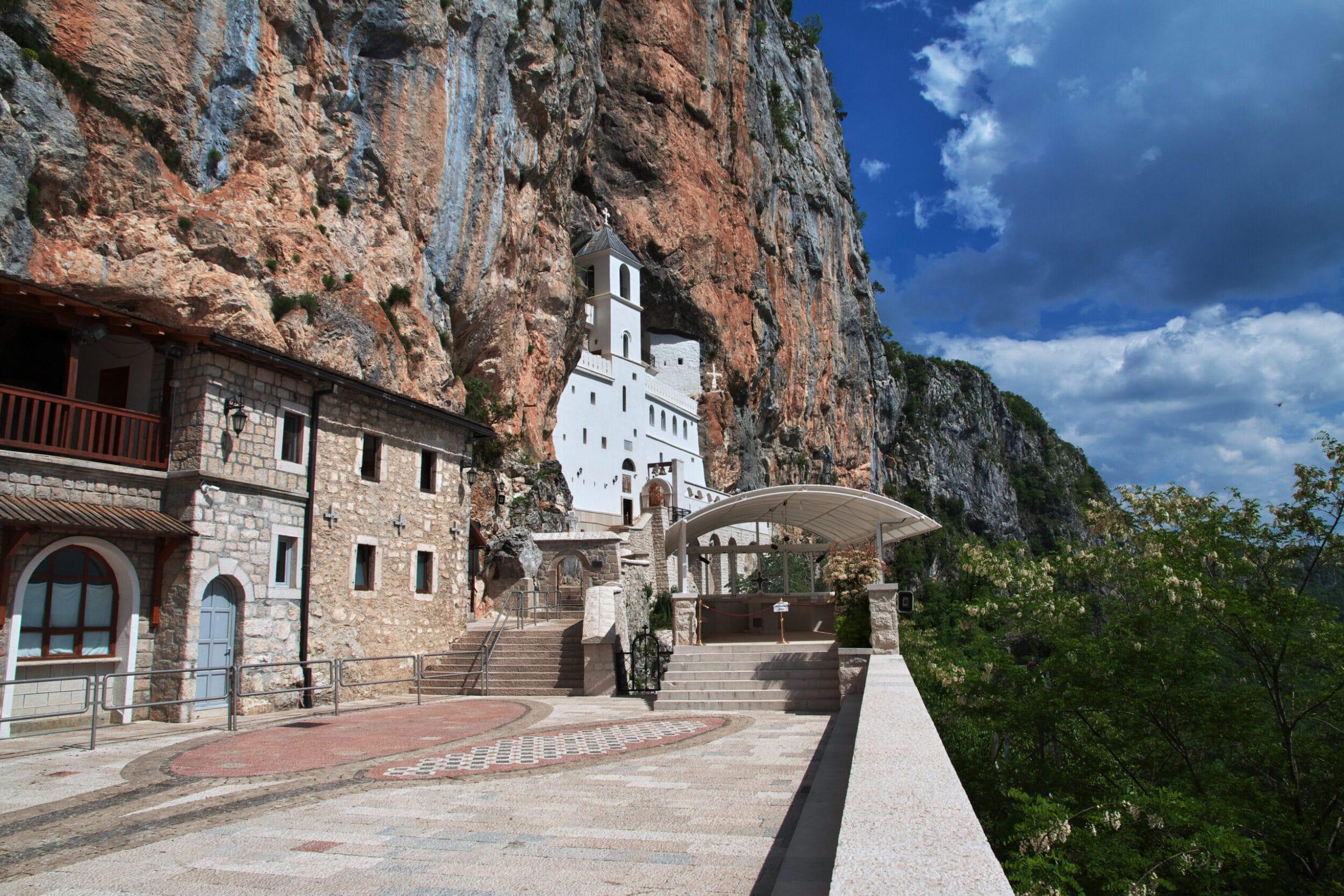 Huma Activities- Ostrog Monastery